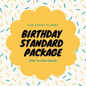 Event-Planet-Birthday Package