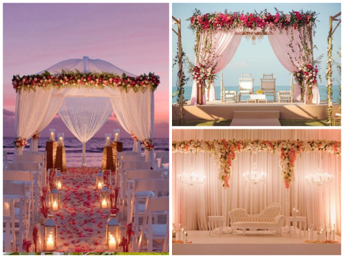 5 Wedding Stage Design Ideas That You Will Love